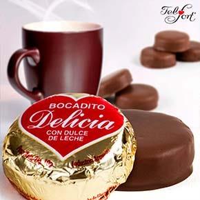 Bocadito Delicia con Cafe