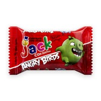Chocolate Jack Chocolate con Leche Angry Birds