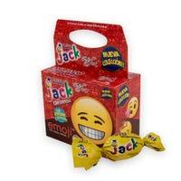 Chocolate Huevo Jack Emoji